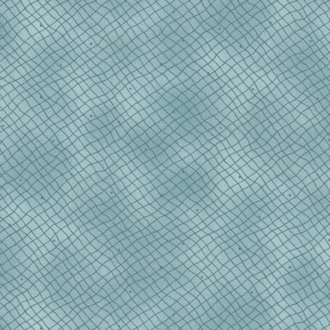 BORN TO SEW - LINEN LINES DC9433 - TEAL