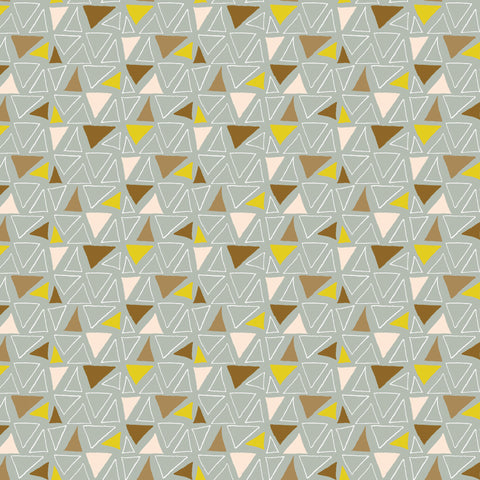 WHIMSICALS QUIRKY TRIANGLES DC9528-HAZE
