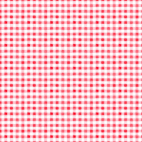 PICNIC BY THE LAKE -SUMMER GINGHAM DC9840-PINK