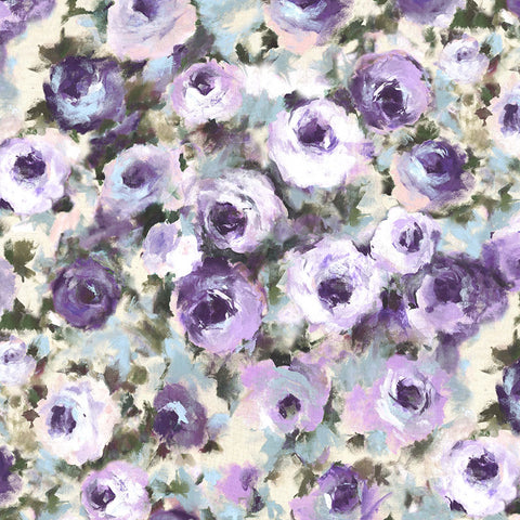 DREAMING OF TUSCANY - REGAL ROSES - DCX9264-PURPLE
