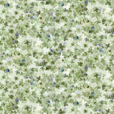 DREAMING OF TUSCANY - PACKED PETALS - DCX9265-GREEN