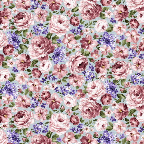 FRAGRANT ROSES-FRAGRANT FLOWERS DCX9444-BLUE