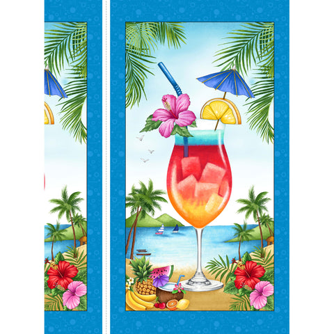 GREETINGS FROM…TROPICAL PUNCH-MULT DCX9751-MULTI