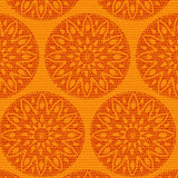 CULTURE CLUB-FLORAL FOLK ART DCX9794-APRICOT