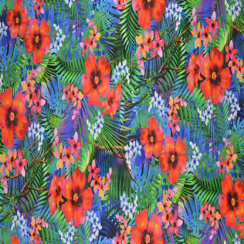 PARADISE DREAMS - DDC8431 - TROPICAL DREAMS - MULTI