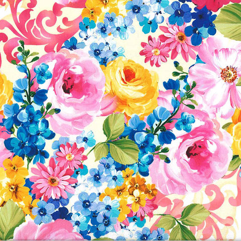 PARADISE DREAMS - DDC8432 - FANTASY BLOOM - SPRING