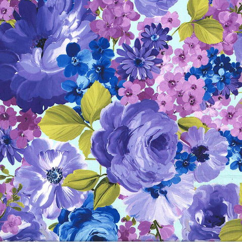 PARADISE DREAMS - DDC8432 - FANTASY BLOOM - VIOLET