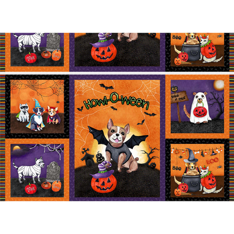 HOWL-O-WEEN - MUTTSQARADE - DDC8936-ORANGE