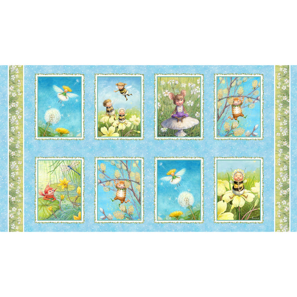 THE PIXIE COLLECTION - PIXIE FOLKLORE DDC8964-SKY