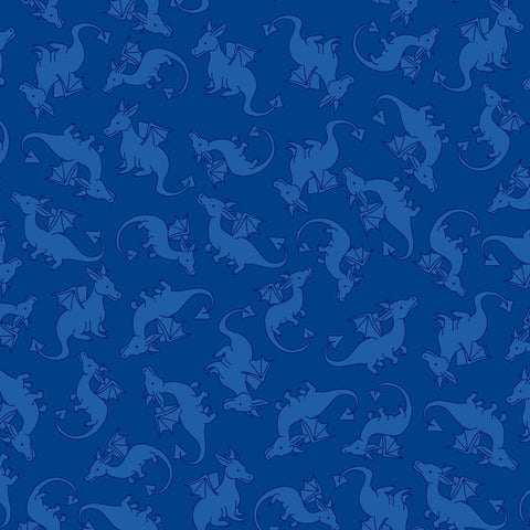 DRAGONS RULE - DRAGON WARRIORS CX8851-NAVY