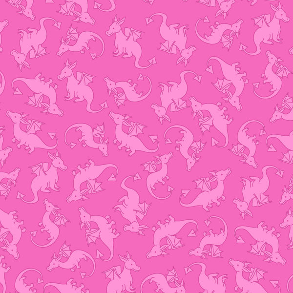 DRAGONS RULE - DRAGON WARRIORS CX8851-PINK