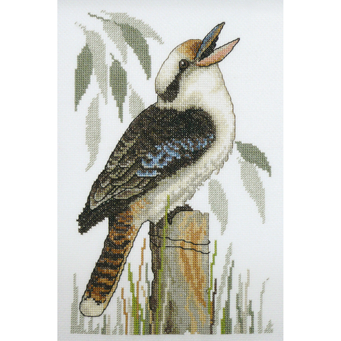 Laughing Kookaburra  FJ-001