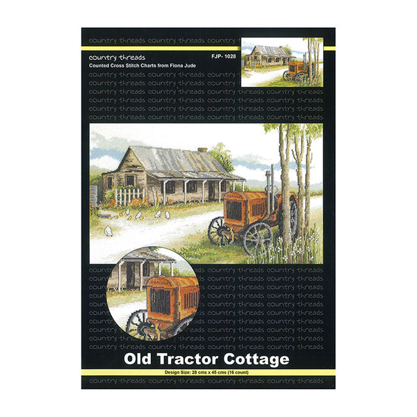 FJP-1028 Old Tractor Cottage Publication