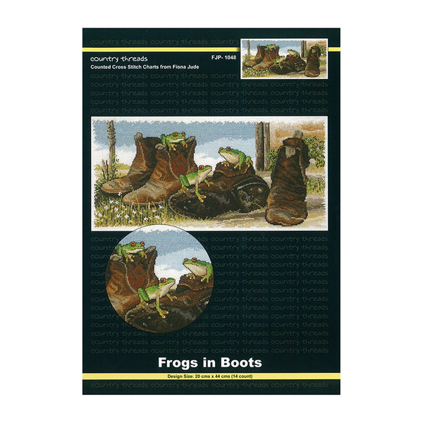 FJP-1048 Frogs in Boots Publication