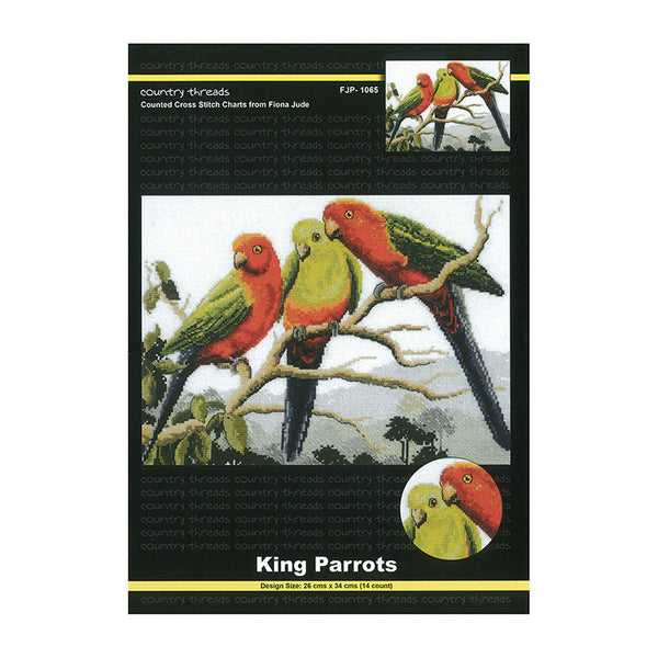 FJP-1065 King Parrots Publication