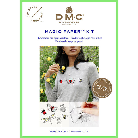 FK105 DIY Fashion Insect Collection Kit