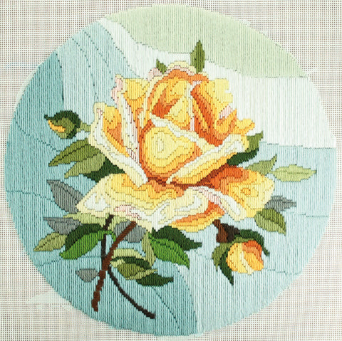 FLS-5001 Yellow Rose