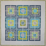 Free Project - CIDADE-Plaid in the City Quilt