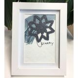 Free Project - Framed Star- Eight Point Starry