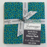 Charm Pack - Retro Charms 643117-LCP002
