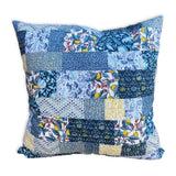 Free Project -  Liberty - Summer House - Kantha Cushion