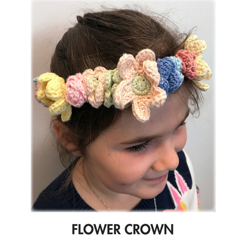 Free Project - Flower Crown