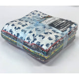Fat Quarter - Cumberland County - 12 Colours