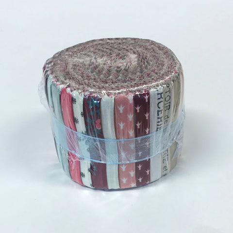 Jelly Roll - La Fauvette and Comptoir De Mercerie- 19 Colours