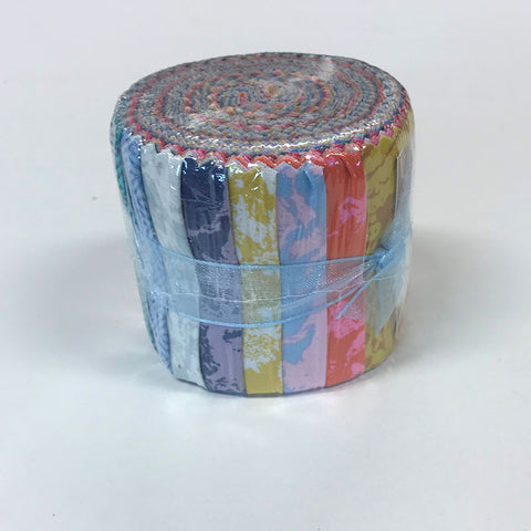 Jelly Roll - Textures - 15 Colours