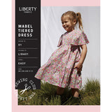 Liberty Dressmaking Pattern  643020-MABEL