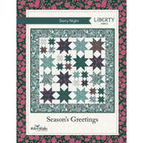Free Project -  Liberty - Seasons Greetings - Starry Night