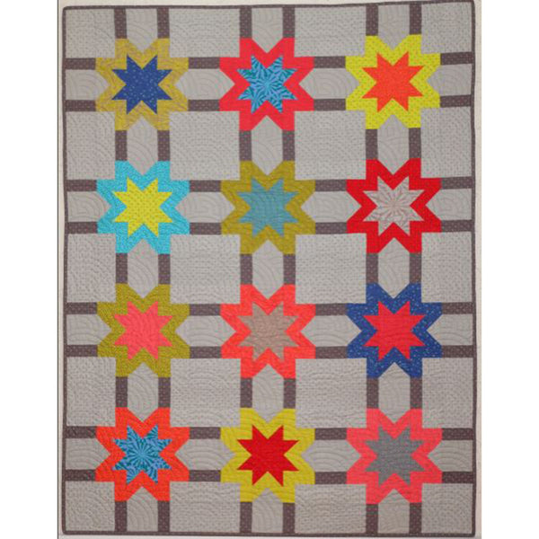 Free Project - Virginia Star Quilt