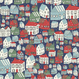 A FESTIVE COLLECTION -YULE TOWN  - 5750A