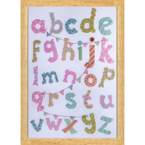 Free Project -Alphabet Sampler