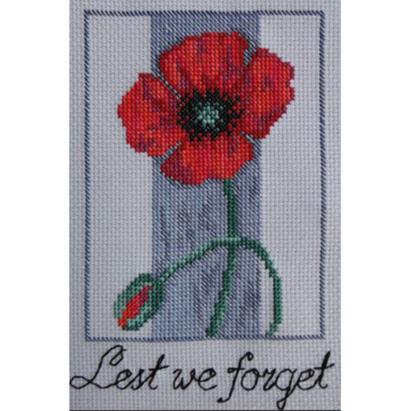 Free Project - Anzac Poppy
