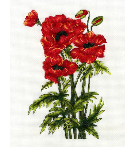 BK1177 Poppies Kit
