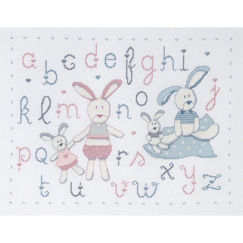 BK1621 Rabbits ABC Kit