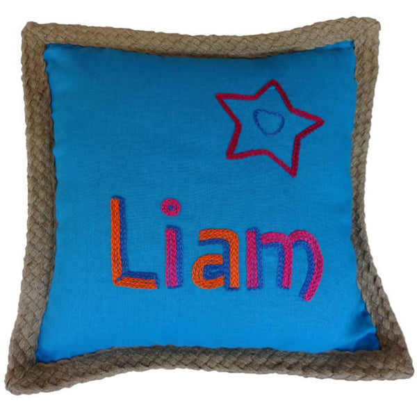 Free Project - Boy's Cushion