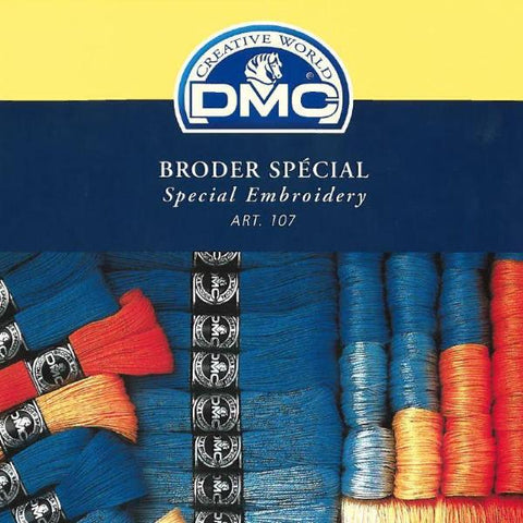 W107A - Art 107 Broder Special Colour Card