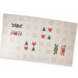 Free Project - Christmas Joy Table Runner