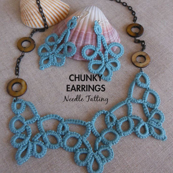 Free Project - Chunky Earrings
