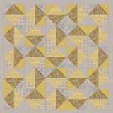 Free Project - Couture Quilt Sunshine, Romantic Rebel