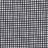 GINGHAM PLAY - BLACK