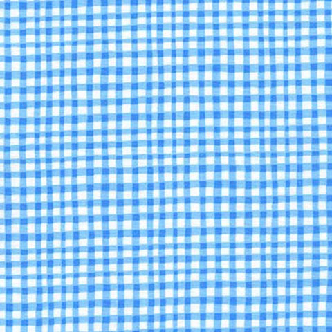 GINGHAM PLAY - BLUE