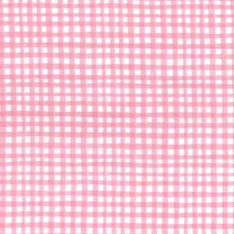 GINGHAM PLAY - CARNATION