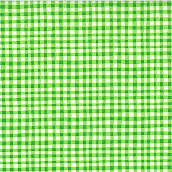 GINGHAM PLAY - FERN