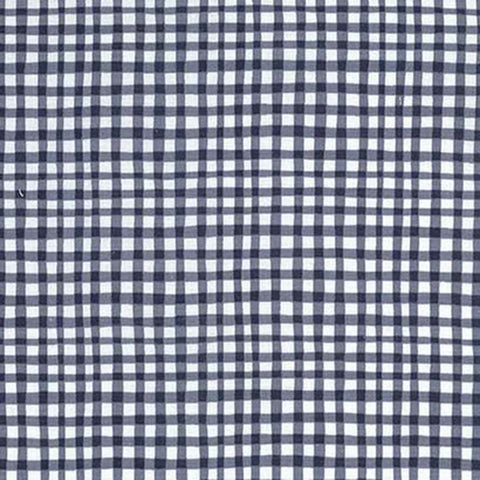 GINGHAM PLAY - GRAPHITE