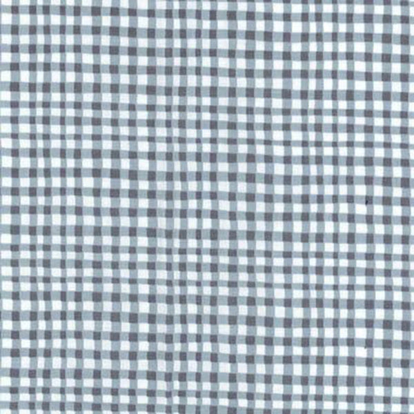 GINGHAM PLAY - GRAY