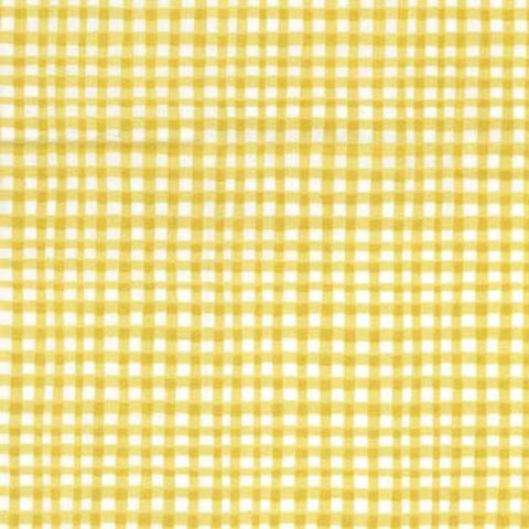 GINGHAM PLAY - HONEY