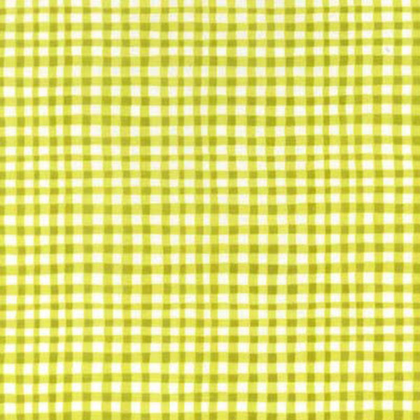 GINGHAM PLAY CX7161-KIWI-D  Kiwi